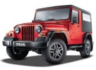 Mahindra Thar Batteries